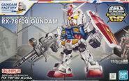 SDCS RX-78F00 Gundam