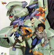 Victory Gundam Laser Disc 09
