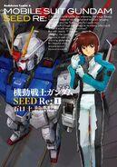 Gundam SEED Re Vol. 1 Cover