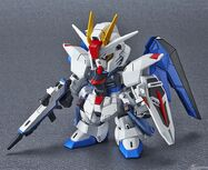 SDCS ( Super Deform Cross Silhouette ) Freedom Gundam