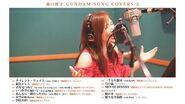 森口博子「GUNDAM SONG COVERS 2」全曲ダイジェスト