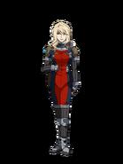 G Gen Cross Rays Custom Character (Female Preventer Pilot)