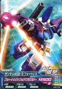 Gundam AGE-3 Fortress Try Age 3