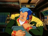 Mobile Suit Gundam Journey to Jaburo PS2 Cutscene 056 Coscon