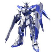 RX-93-ν2 Hi-Nu Gundam (Gundam Versus)