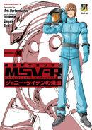MSV-R The Return of Johnny Ridden Vol. 10