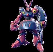 NRX-055 Baund Doc (Gundam Versus) (DLC)
