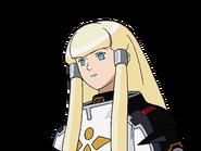 Super Gundam Royale Profile Dianna Soreil