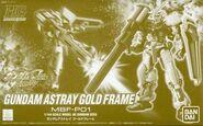 HGSEED Gundam Astray Gold Frame