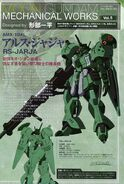 Moon Gundam Mechanical Works Vol. 5 A