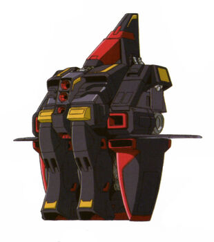 Mobile Fortress Mode (Front)
