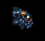 Super Gundam Royale Hydro Test Type