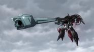 Gundam Throne EIns GN High Mega Launcher
