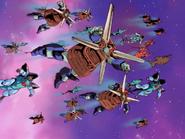 Mass-Production Nether Gundam