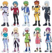 Mobile Suit Gundam Age Unverse Angel Cosmic Drive 3