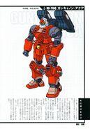 RX-77AQ Guncannon Aqua Manga part A