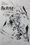 Build Divers ReRISE concept art by Shinya Kusumegi