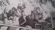Gundam GS aftermath