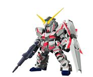 Unicorn Gundam Super Robot Wars X-Ω 3