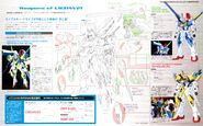 Weapons and Architecture of V2 Gundam as seen on Gundam MS Historica Vol 3 2