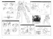 ∀ Gundam details 3