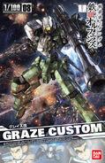 1-100 Graze Custom