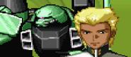 Gundam SEED destiny GBA Dearka 1