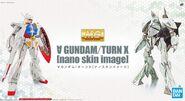 MG ∀ Gundam Turn X -Nano Skin Image-