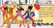 Shuffle Alliance in manga 7th Fight
