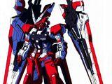 MBF-02VV Gundam Astray Turn Red