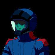 EFF Pilot Zeta A (G Gen Wars)