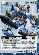 F90M - Gundam F90 Marine Type - Gundam War Card