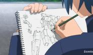 GundamBF ep3 BuildBoosterMkII
