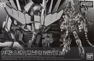 RG Unicorn Gundam 03 Phenex (Narrative Ver.)