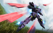 AMS-123X Varguil Gundam Online Background