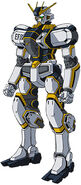 RX-78AL Atlas Gundam