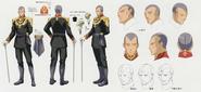 Gihren Zabi Gundam Evolve