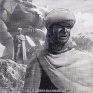 Tony Takezaki Illustration Rommel