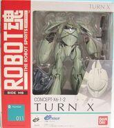 RobotDamashii TurnX p01