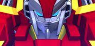 BN-876β Hot Scramble Gundam (MS Mode) (SD Gundam) 02