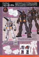 Gundam Origin Mechanical Archives Vol. 30 part B