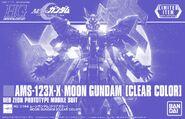 HGUC Moon Gundam -Clear Color-