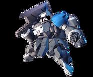 Hakuri Rodi S SD Gundam G Generation Cross Rays