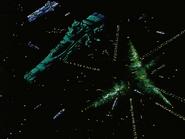Mobile Suit Gundam Journey to Jaburo PS2 Cutscene 077 Solomon 2