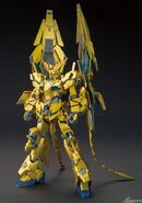 RX-0 Unicorn Gundam 03 Phenex (Destroy Mode) (Narrative Ver.) (Gunpla) (Front)