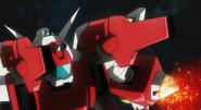 Reborns Gundam Large GN Fangs 01 (00 S2,Ep25)