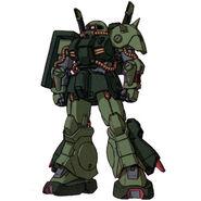Republic of Zeon colors (Gundam Unicorn novel)