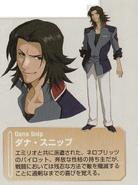 Character Sheet Dana Snipl