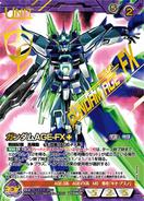 Gundam AGE-FX Carddass Gold