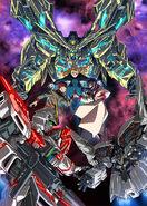 Mobile Suit Gundam Narrative Blu Ray jacket